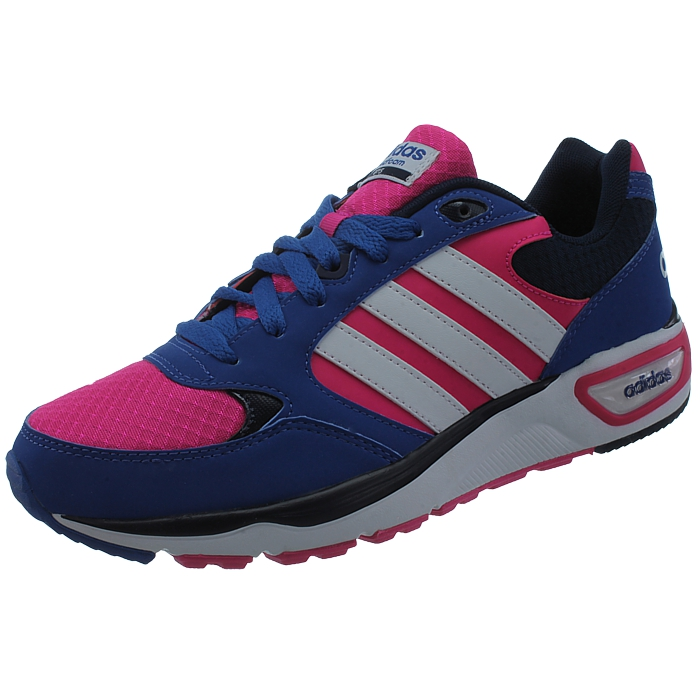 Adidas Cloudfoam women's low-top sneakers 4 variations light ...