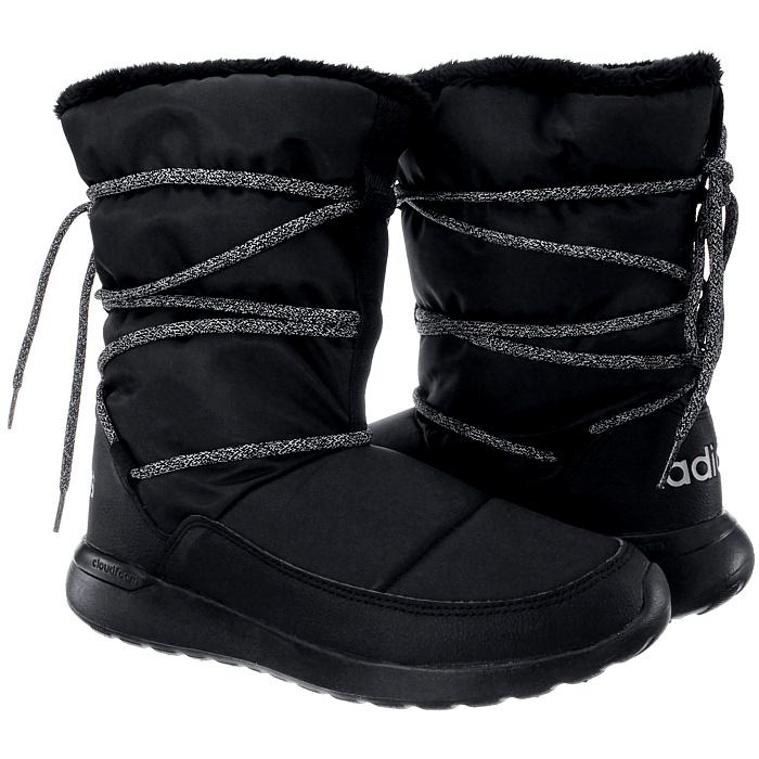 Adidas Neo Hochwertige Herren Cloudfoam Lite Race Sneakers Weiß