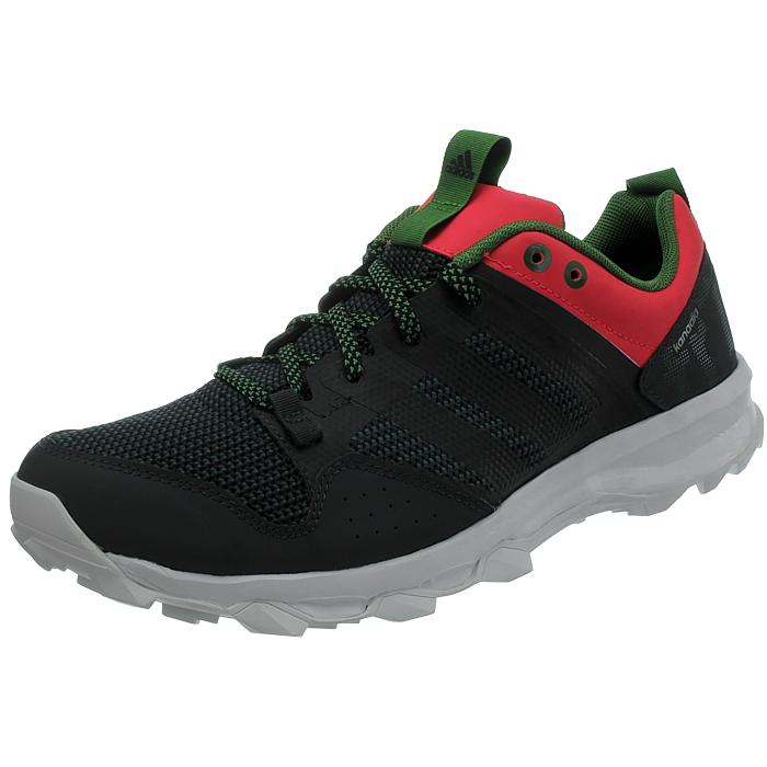 adidas Kanadia 7 Trail GTX Herren Laufschuhe, Grau (DKGREY