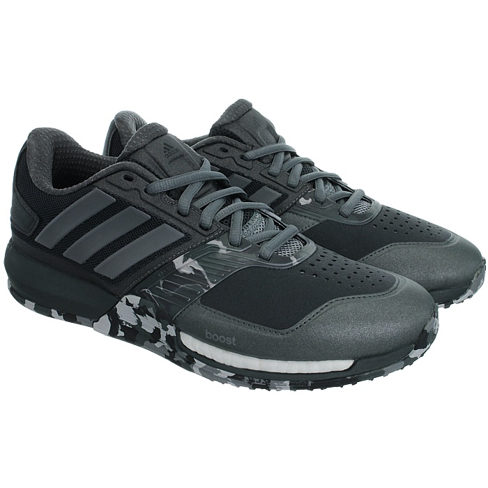 Details about Adidas crazytrain Boost Grey Mens Training Shoes Running Shoes Fitness Shoes New show original title