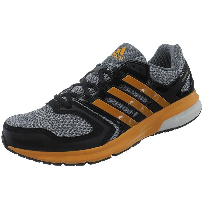 Zapatillas Adidas Questar Boost para hombre Questar gris rojo rojo negro Adidas para correr ecadc72 - accademiadellescienzedellumbria.xyz
