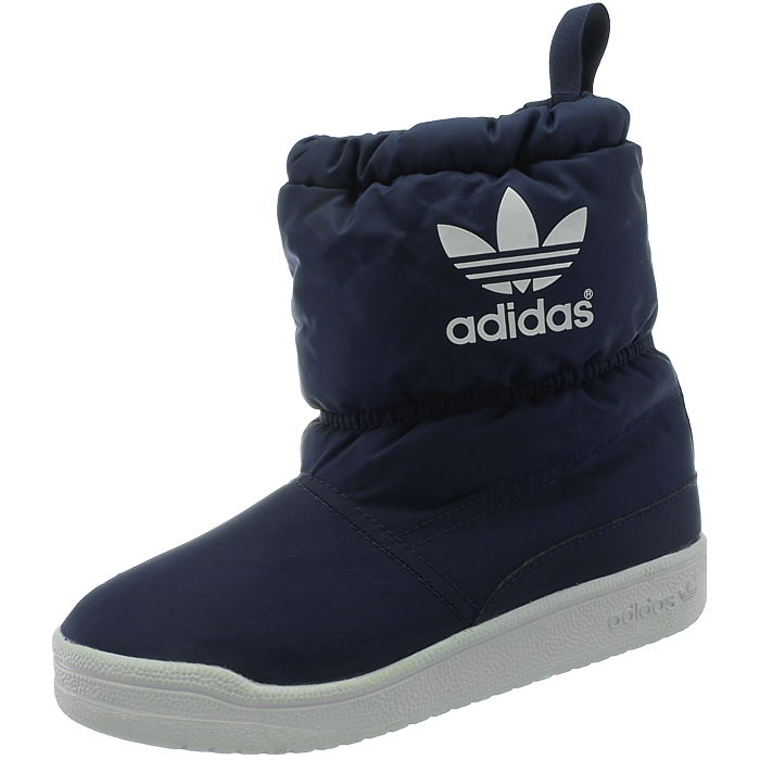 Blue Kid's Pink On New In Boot Snow Slip Details K About Or Winterboots Adidas Boots jA3R5c4qSL