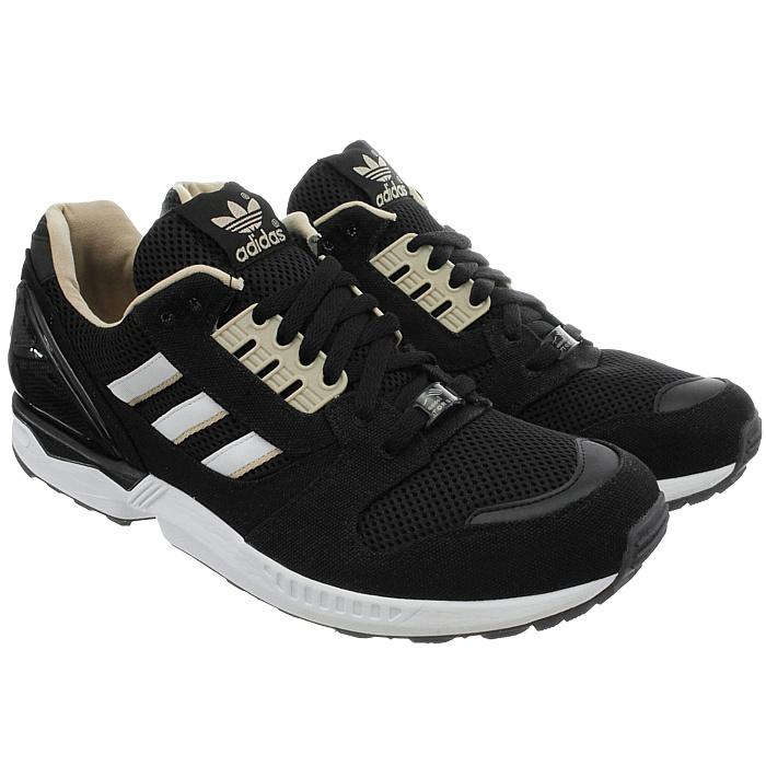 Adidas ZX 8000 Herren Freizeitschuhe low-top Sneakers grau chwarz Freizeitschuhe Herren Turnschuhe 87782e