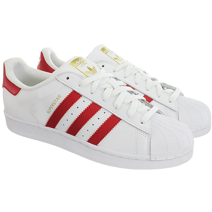 adidas superstar metallic rot