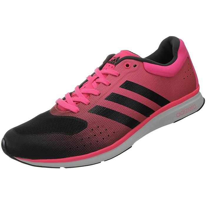 sports shoes a75c7 f4dc7 Details zu Adidas Adizero F50 RNR W Damen Laufschuhe pink Jogging Running  Trainer NEU