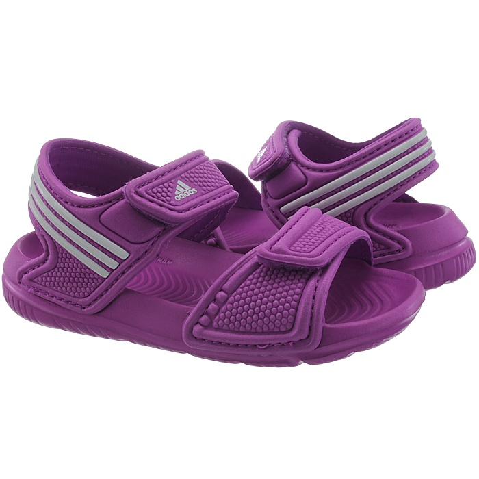 a8ab5b92f The Akwah 9 Infants sandal by adidas is the perfect On-Off slide for the  youngest and promises fun on the beach