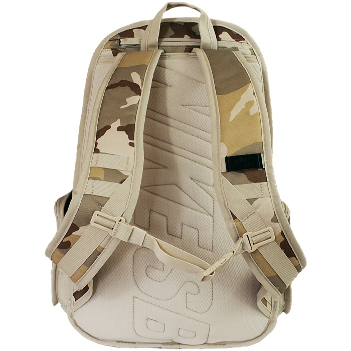 6801da9aaa Nike SB RPM skateboard backpack beige brown black sportbag NEW
