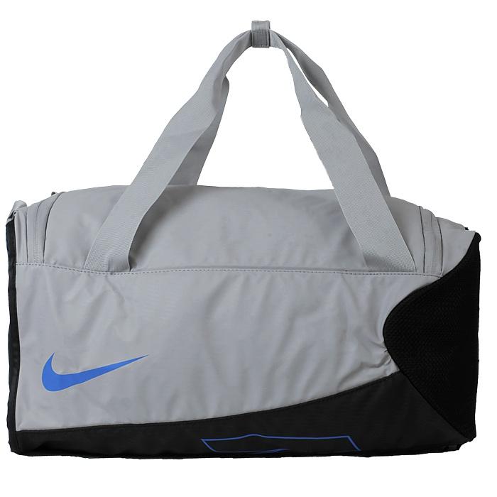 Nike Alpha Adapt Crossbody J kid s sportbag gray black Duffle Bag ... 4669f6301a7fd