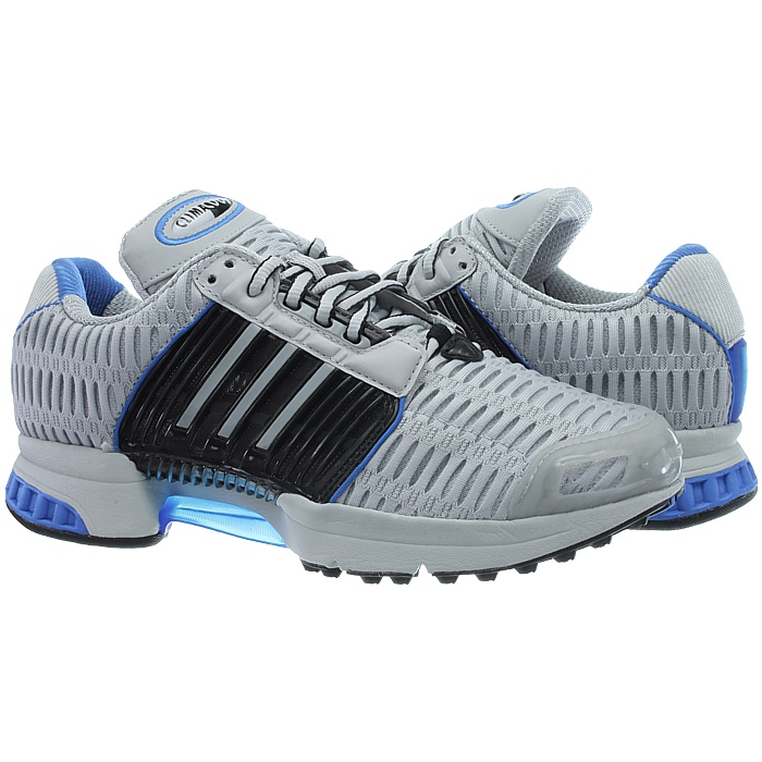 3bf10e313151 Adidas ClimaCool 1 grey   red Men s LifeStyle Sneakers Running Clima ...
