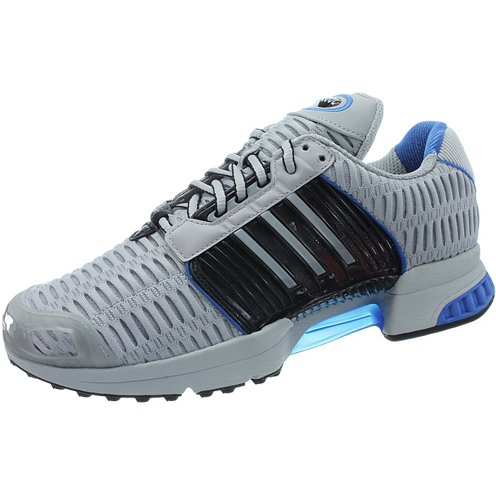 Adidas-ClimaCool-1-grau-rot-Herren-LifeStyle-Sneakers-Running-Clima-Cool-NEU miniatuur 5