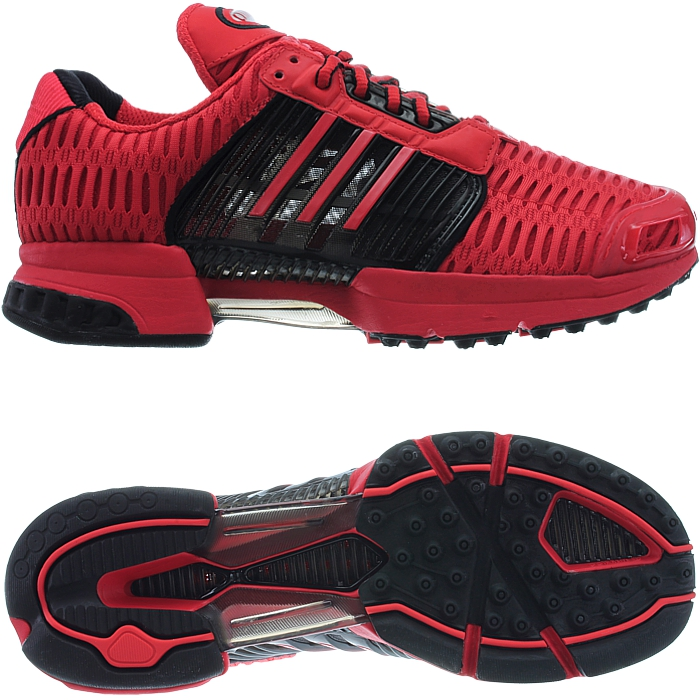 Adidas ClimaCool 1 1 1 grau / rot Herren LifeStyle Sneakers Running Clima Cool NEU a19aa6