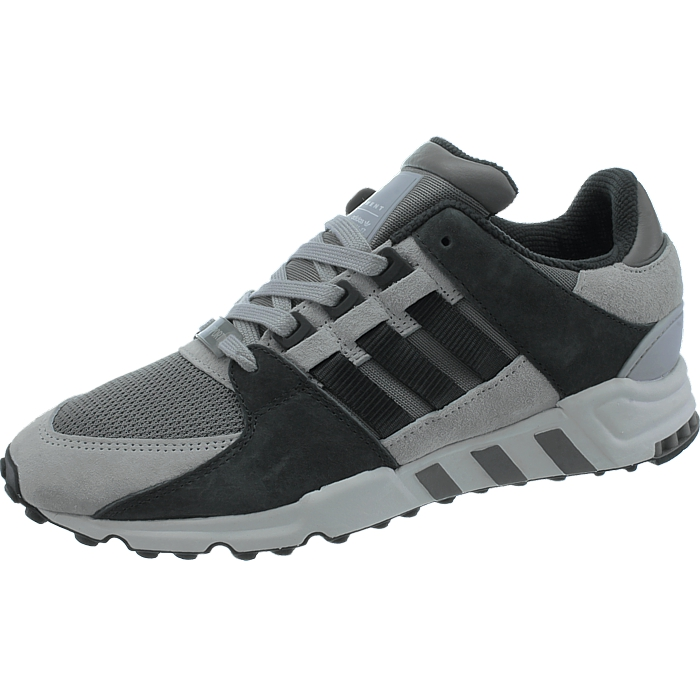Adidas EQT 93 Support RF grau schwarz selten Wildleder