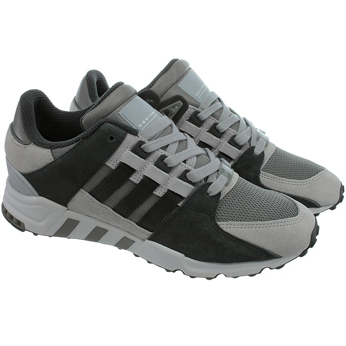 Details about Adidas EQT 93 support RF Grey Black Rare Suede Mens Trainer  Shoes New- show original title