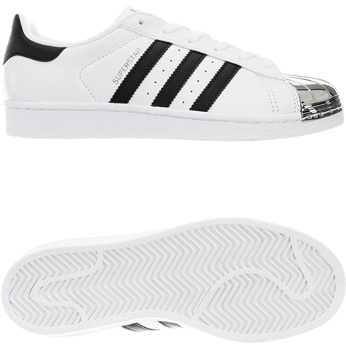 Adidas Superstar Metal Toe W white