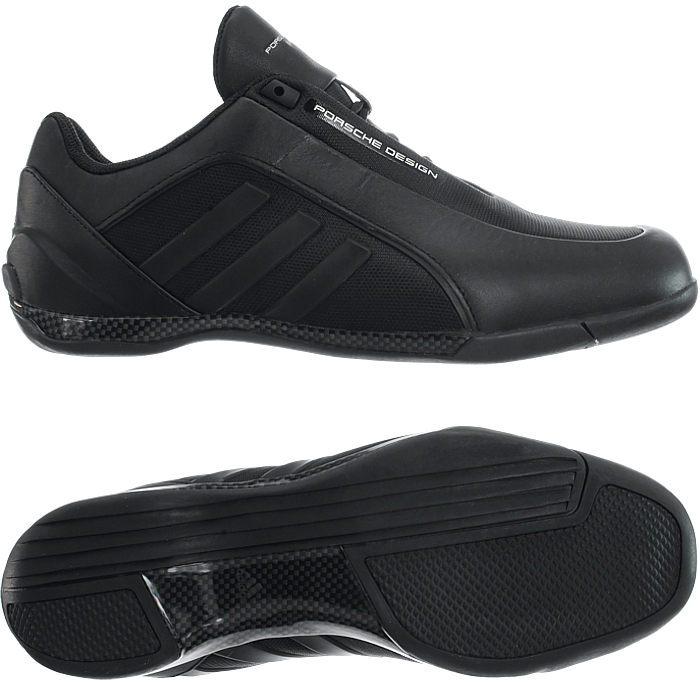 adidas porsche design athletic mesh iii black men 39 s luxury. Black Bedroom Furniture Sets. Home Design Ideas