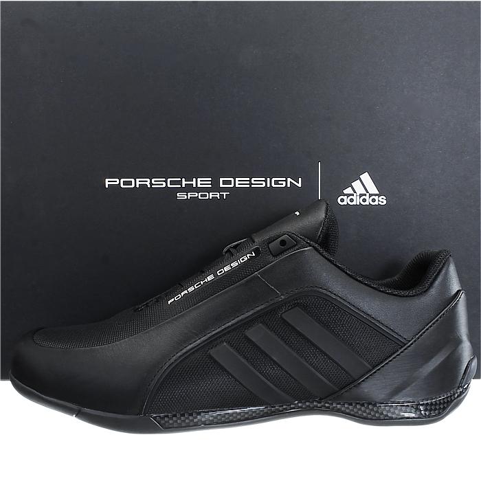 Adidas PORSCHE DESIGN Athletic Mesh III black Men s luxury Sneakers ... 76a936836b2