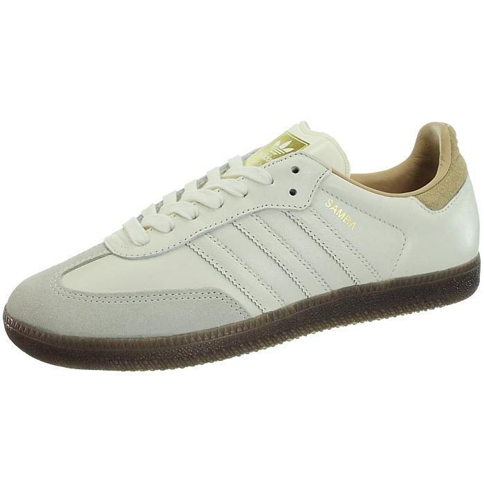 Adidas Tenis SAMBA W MUJER Bajo-Top Tenis Adidas blancoo Off blanco Zapatillas Casual Nuevo ef2d49