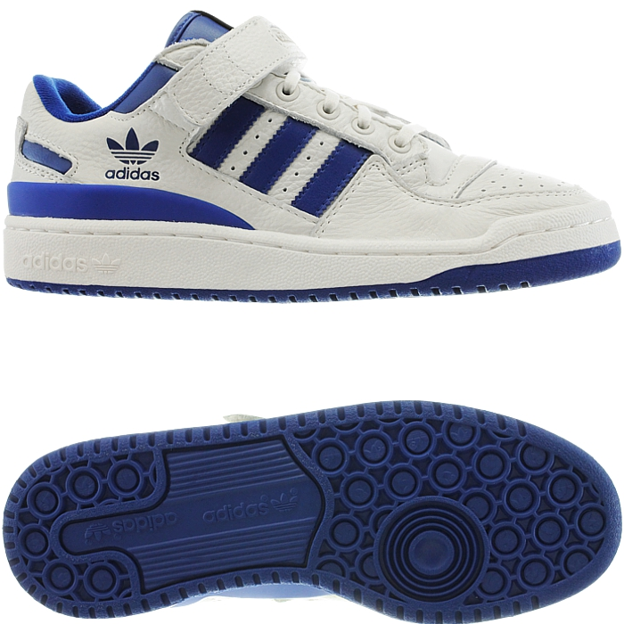 Details zu Adidas Forum Lo Herren low top Sneakers Freizeitschuhe Leder Turnschuhe NEU