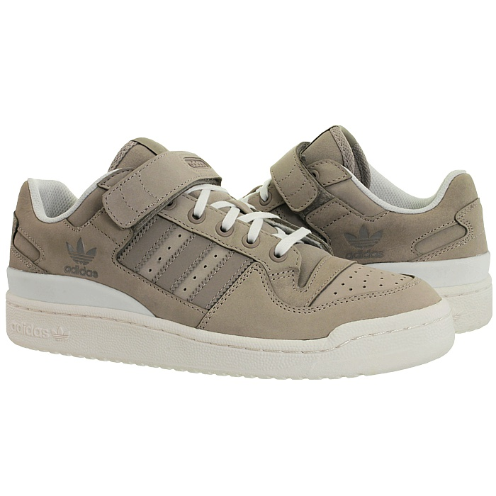 126e90f58d4 Adidas Forum Lo men s low-top sneakers casual shoes leather trainers ...
