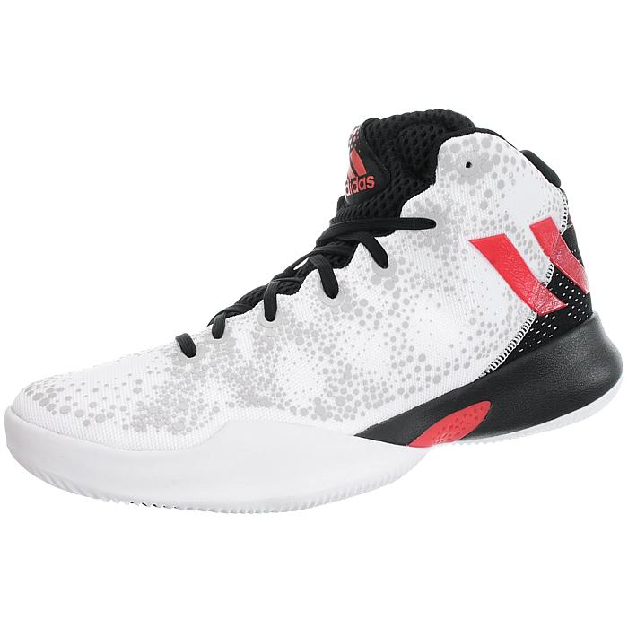 Adidas D Lillard Herren Basketballschuhe schwarz//weiß//rot Basketball Stiefel NEU