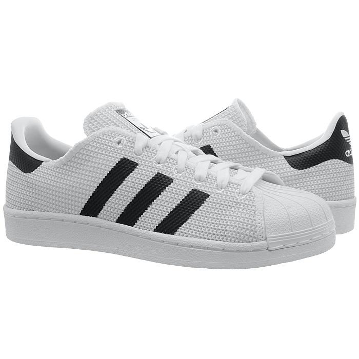 Adidas Superstar weiß Herren low-top Sneakers schwarz oder weiß Superstar Freizeitschuhe NEU d22a2e