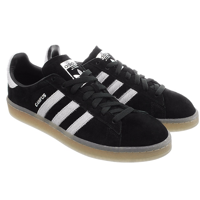 adidas campus herren low top sneakers leder freizeitschuhe. Black Bedroom Furniture Sets. Home Design Ideas