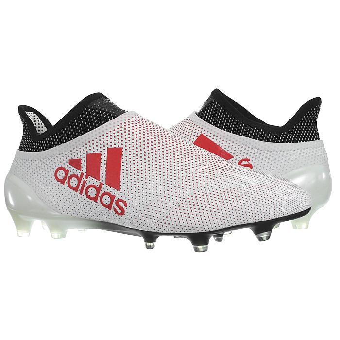 Adidas X17+ PureSpeed FG weiß oder Gold Herren Nocken Profi-Fußballschuhe NEU