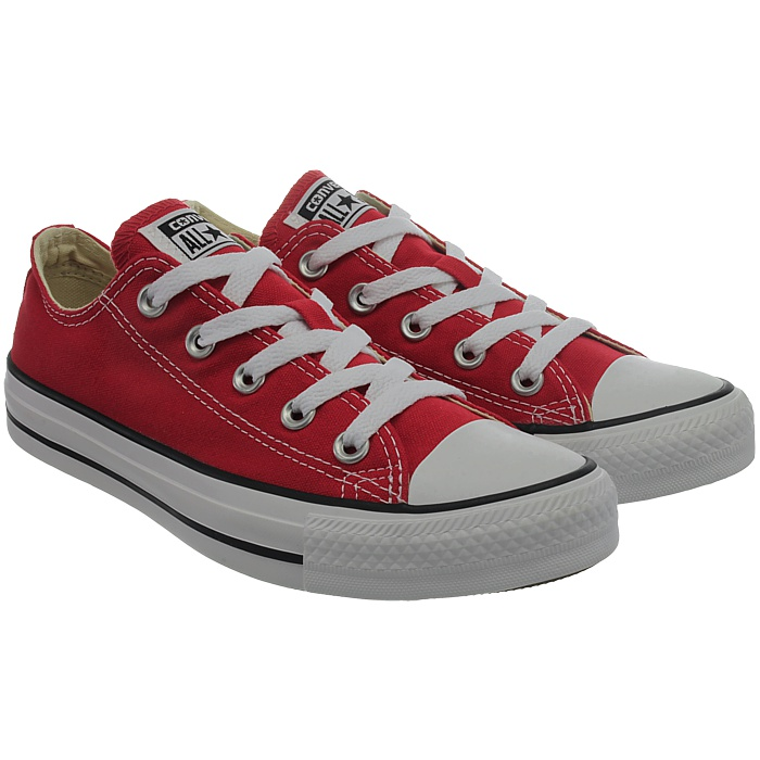 Converse-All-Star-Ox-Chuck-Low-Top-culto-sneakers-casual-nuevo-Canvas miniatura 12