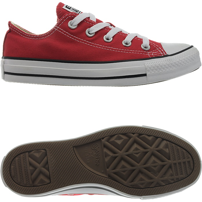 Converse-All-Star-Ox-Chuck-Low-Top-culto-sneakers-casual-nuevo-Canvas miniatura 13