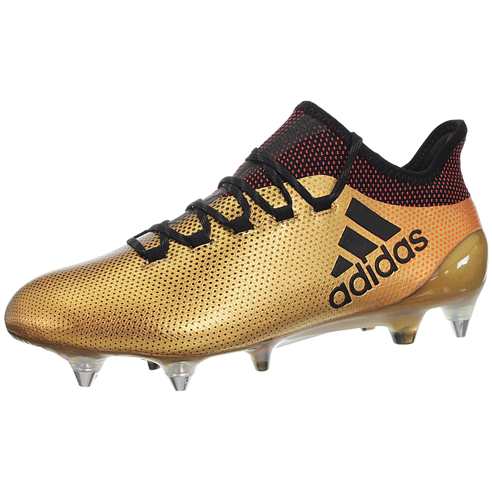 d7f02841be2 ... of Techfit with Non Stop Grip (NSG) and compression fit for a sock-like  fit with zero wear-in time. With this shoe you can create chaos on soft  ground.