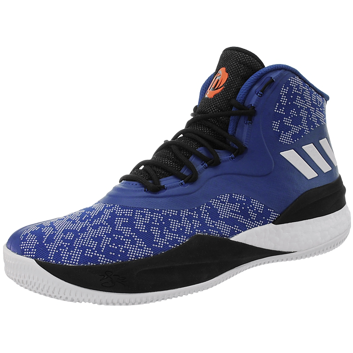 2c95ad5a872c Adidas D Rose 8 men s basketball shoes boots blue white black air ...