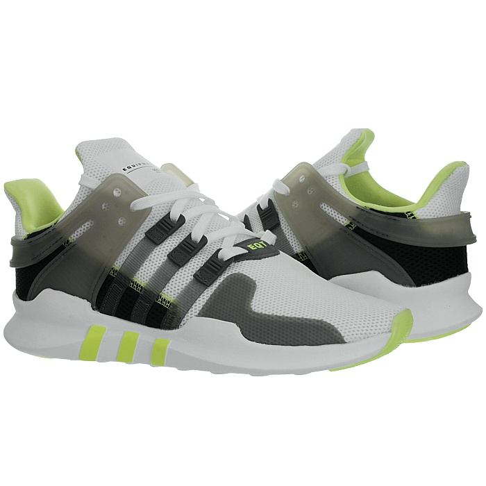 Adidas EQT Support ADV women's low-top sneakers gray pink/yellow ...