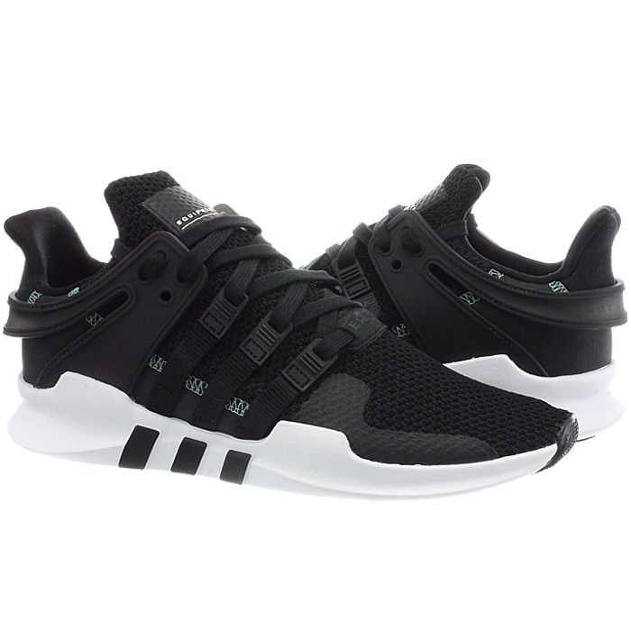 Adidas ausrüstung unterstützt eqt sind rot - schwarze neue männer - lifestyle sneaker ausbilder neue schwarze 62f9b5
