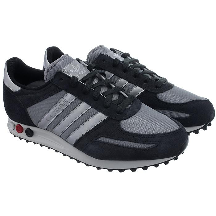 adidas la trainer herren low top sneakers wildleder oder. Black Bedroom Furniture Sets. Home Design Ideas