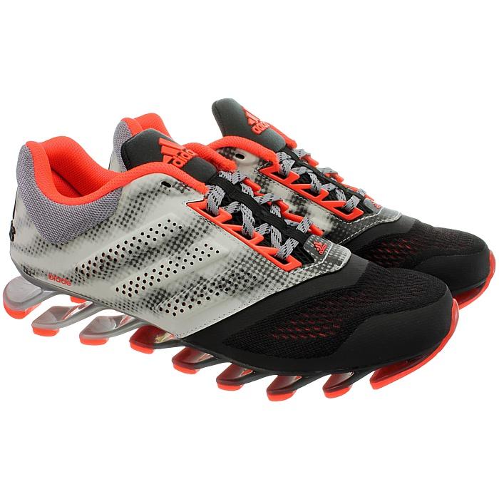 Adidas Springblade Pro M grey black Men's running shoes jogging ...