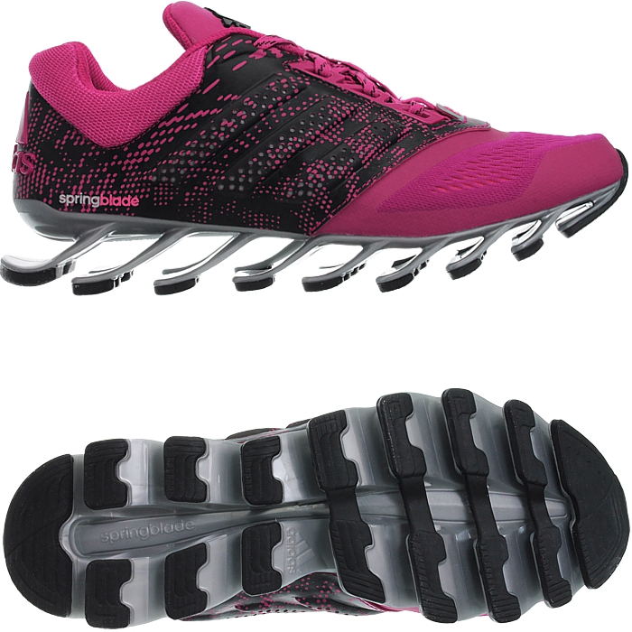 Details about Adidas Springblade Drive 2 W pink black Women's running shoes jogging NEW