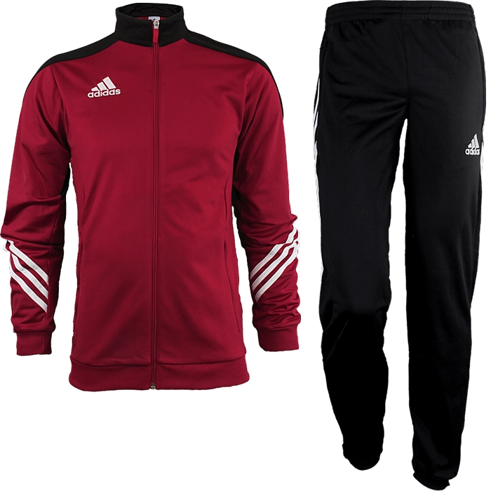 Adidas-Sereno-14-Kinder-Trainingsanzug-Sportanzug-Jogginganzug-in-5-Farben-NEU Indexbild 22