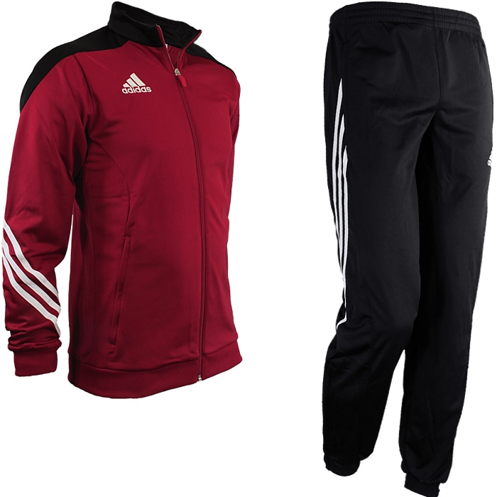 Adidas-Sereno-14-Kinder-Trainingsanzug-Sportanzug-Jogginganzug-in-5-Farben-NEU Indexbild 23