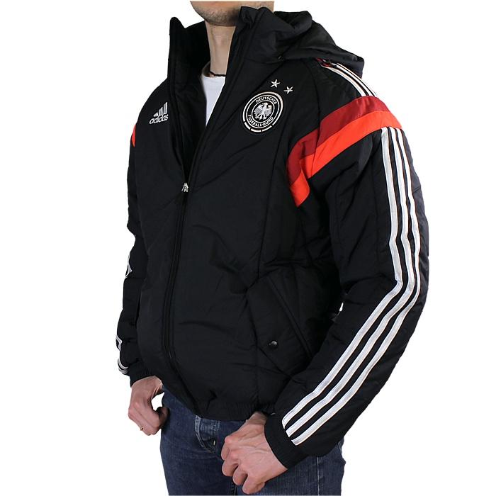 Adidas Germany 15 15 Padded Jacket Herren Kapuzenjacke Dfb