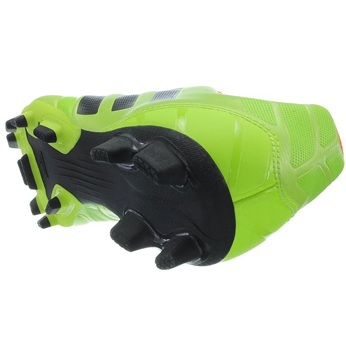 Adidas nitrocharge 3.0 TRX FG green black orange men s soccer-cleats ... e2cd69fabc4d1