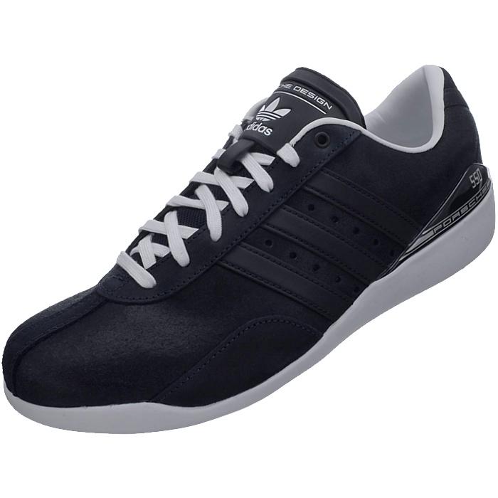 Adidas Porsche 550 RS navy od. grau selten! Herren LifeStyle Sneaker Schuhe selten! grau Neu 9e9520