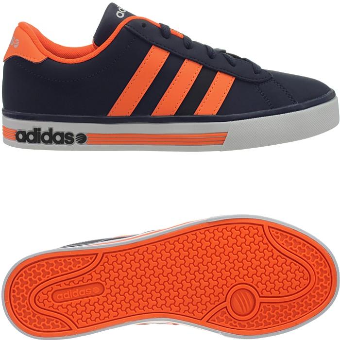 Adidas NEO Daily Team Herren Freizeitschuhe dunkelblau