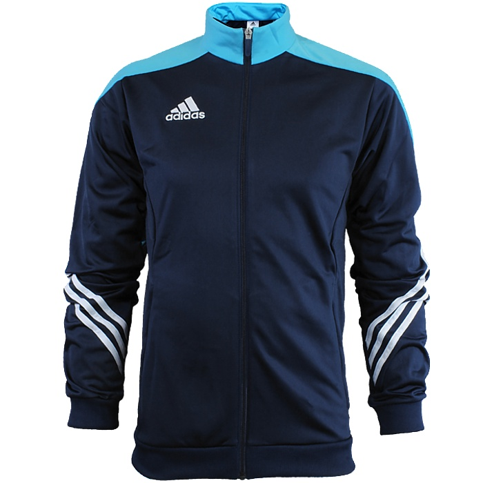 Adidas-Sereno-14-Kinder-Trainingsanzug-Sportanzug-Jogginganzug-in-5-Farben-NEU Indexbild 4