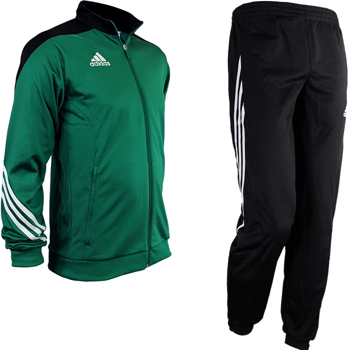Adidas-Sereno-14-Kinder-Trainingsanzug-Sportanzug-Jogginganzug-in-5-Farben-NEU Indexbild 7