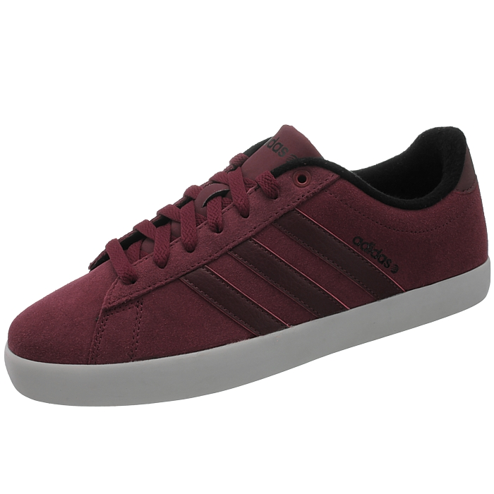 Reunión Sur oeste Notable  Adidas Derby ST men's sneakers dark red/black casual shoes trainers NEW |  eBay