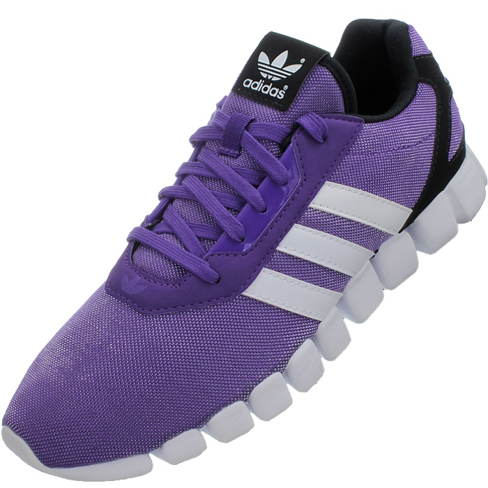 046bf32fbfdb42 Adidas Mega Torsion Flex W women s sneakers purple white casual ...