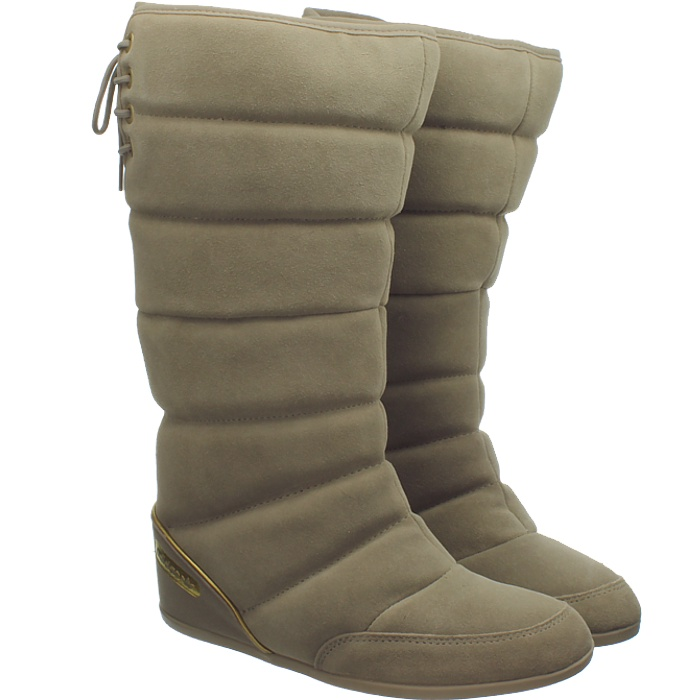 adidas damen wildleder winterstiefel beige blau northern boot w schnee fell ebay. Black Bedroom Furniture Sets. Home Design Ideas