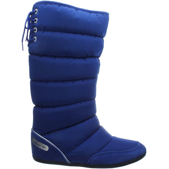 Adidas Damen Winterstiefel blau Northern Boot W Schnee Fell ...