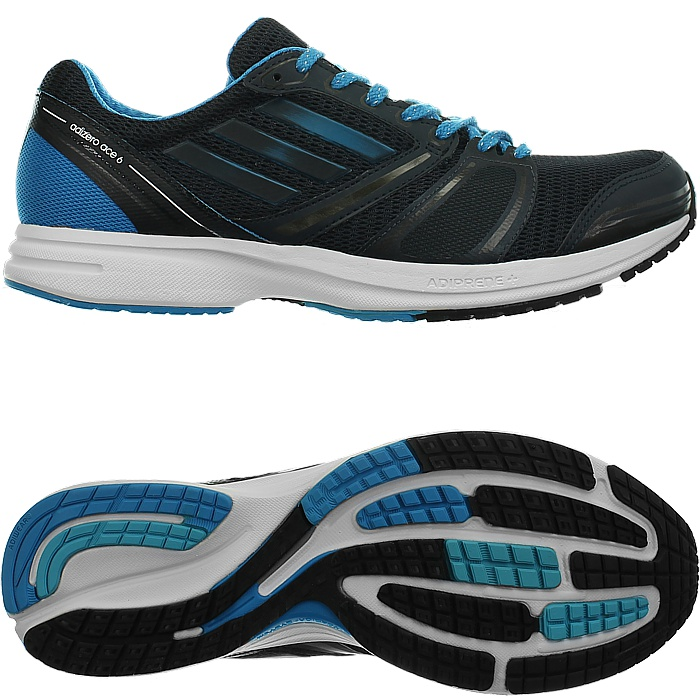 Adidas Adizero ACE 6 M black blue Men's running shoes jogging ...