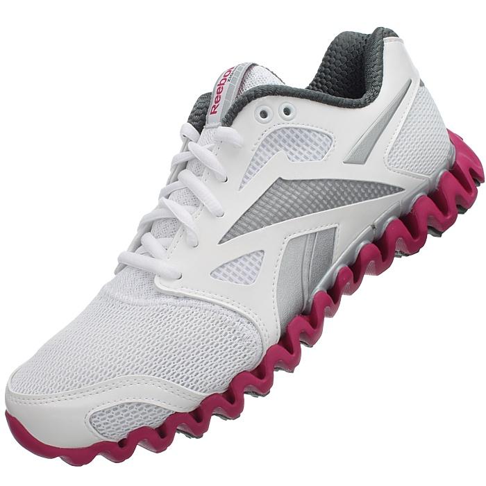 Details zu Reebok Zignano Fly 2 Damen Laufschuhe grau oder weiß Running NEU